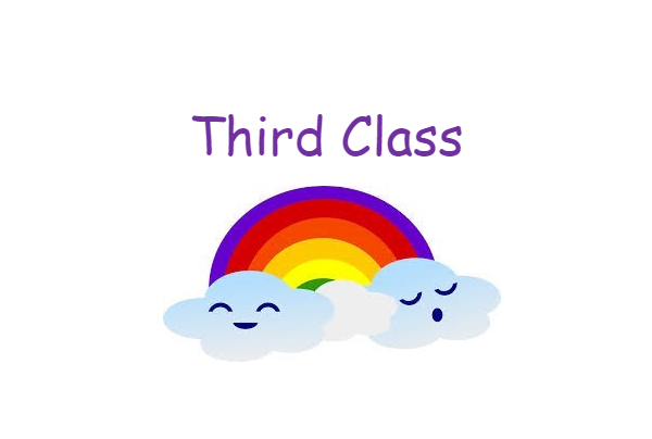 Class 3rd